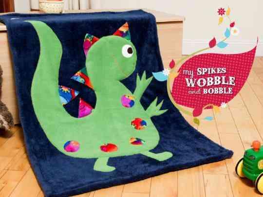 Dinosaur Snuggle Blanket - 1601523 726726544012808 683762843 n