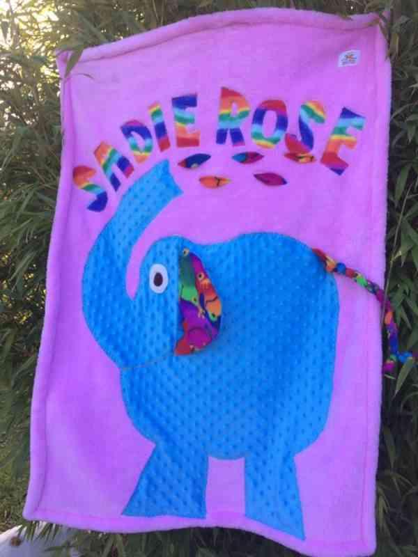 Elephant Snuggle Blanket - 16142706 1405839452768177 5572036087117821364 n