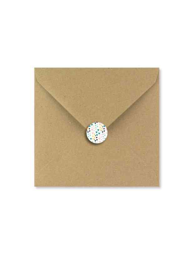 'Everything will be Grand' card - CARD ENVELOPES 04