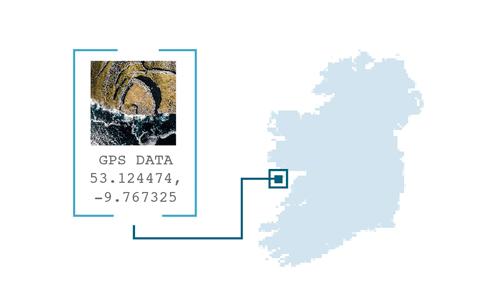 WBW 800 [UA] Folio - Dun Aengus - Dun Aengus Map GPS