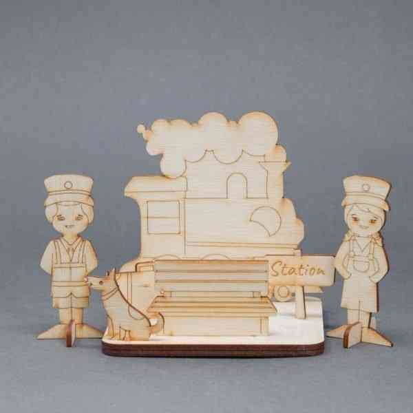wood craft kit