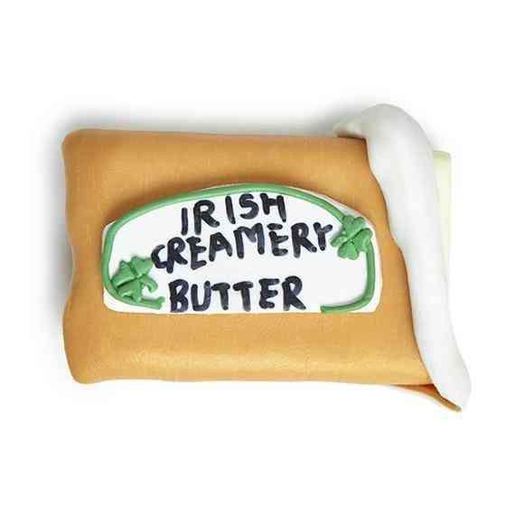 Real Butter Fridge Magnet - Irish Butter Fridge Magnet