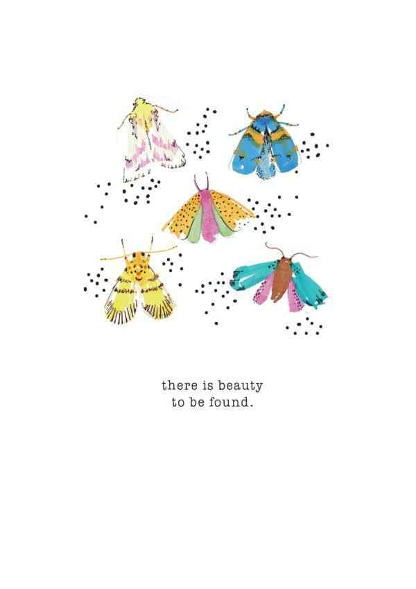 There is Beauty to Be found - MOTHS 1