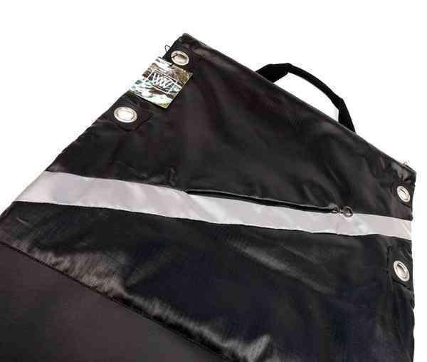 WBW 1000 [UA] Messenger Bag / Flaggy Shore - WBW 1000 DSW Big Reverse grande