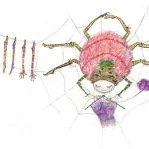 Knitting Spider