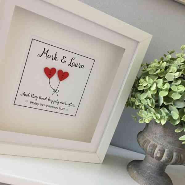 Love Heart Balloon Frame - 569C7D09 3755 4CCF B725 11BFEFB166E3