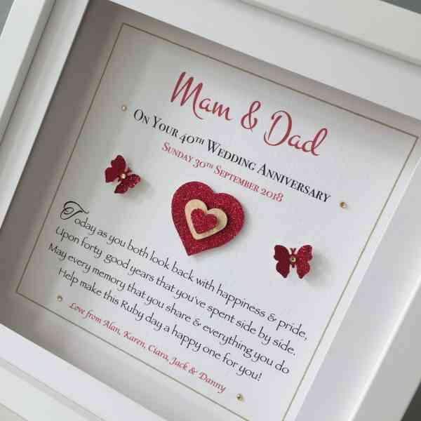 Ruby Wedding Anniversary - FD8D243E B153 4752 A0B1 29E1CEA5246E