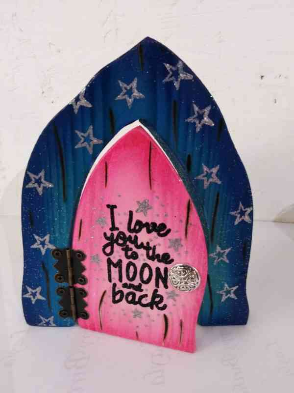 Fairy Door - Love You To The Moon and Back
