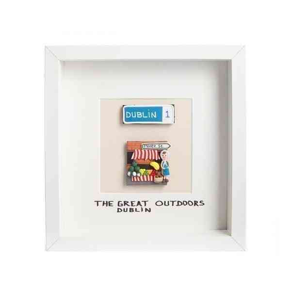 The great outdoors Dublin - Framed Irish Gift - CH Photography  0 17