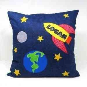 Space Themed Cushion