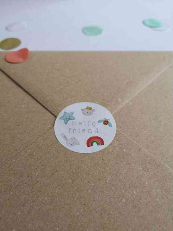 new baby card 3