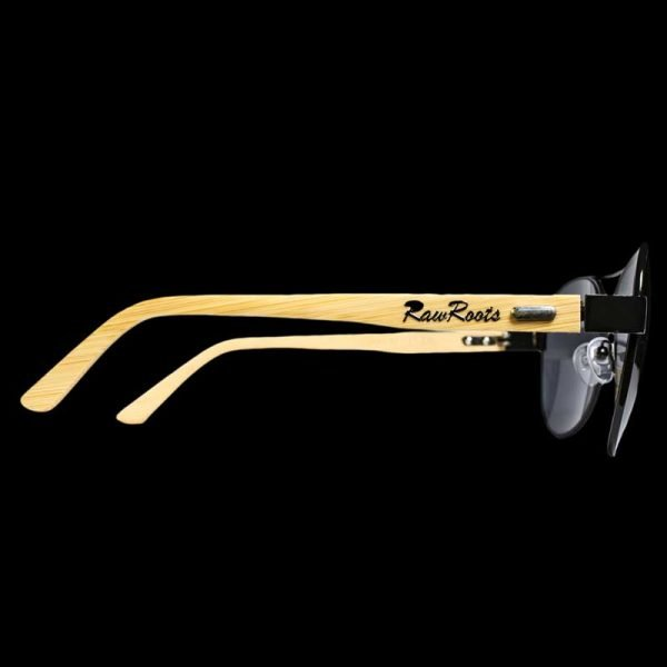 Firefly Sunglasses (Black) - Firefly Black 2
