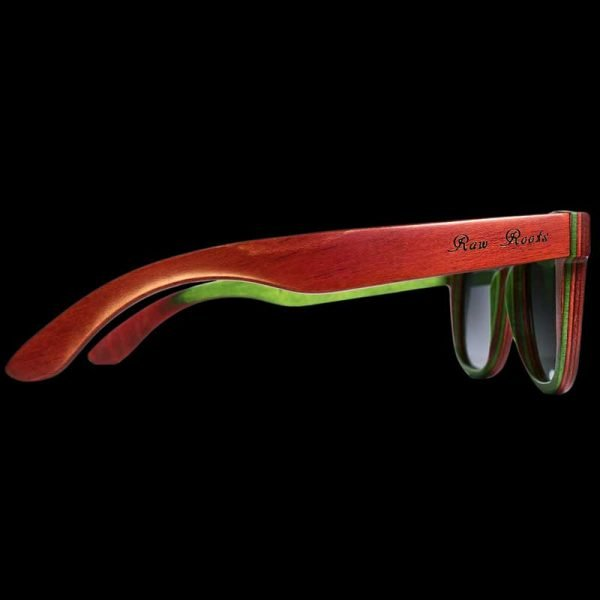 Special Branch Sunglasses (Red) - Special Branch Red 2