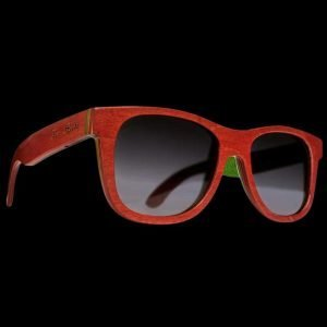 Special-Branch-Red sunglasses