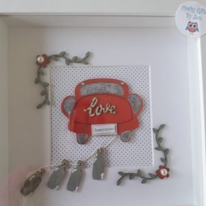 just married mr and mrs frame crafty gifts by jen