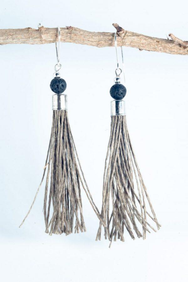Black-Lava-Tassel-Earrings-Edyta-Rosinska-Ertisun-768x1154