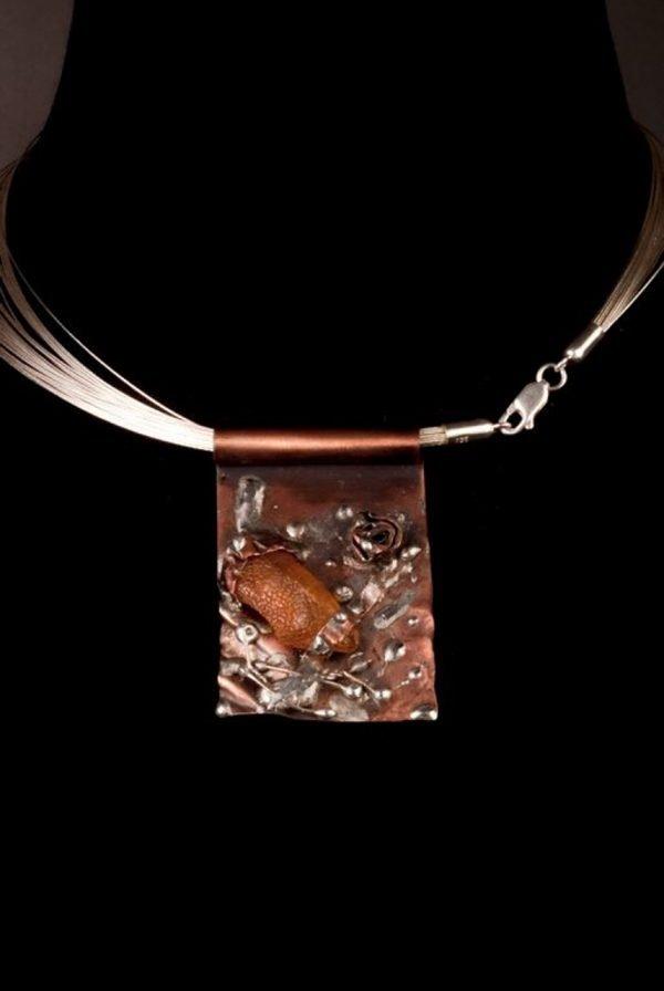 Copper Treasure Necklace - Copper Treasure Handmade Jewellery 13