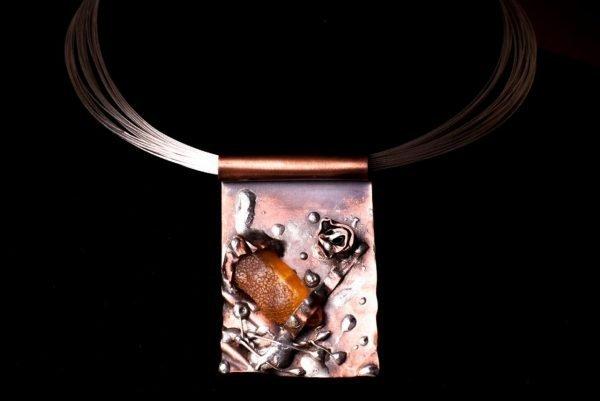 Copper Treasure Necklace - Copper Treasure Handmade Jewellery 9
