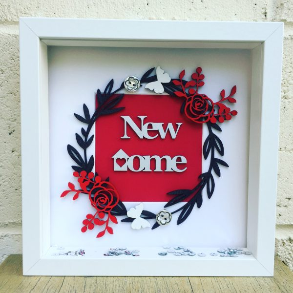 new home frame gift by pictures 4 life