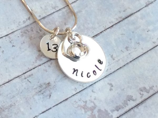 Personalised Milestone Birthday Chain - DFB4F415 6220 44BF A9A8 A55A6D2904A0