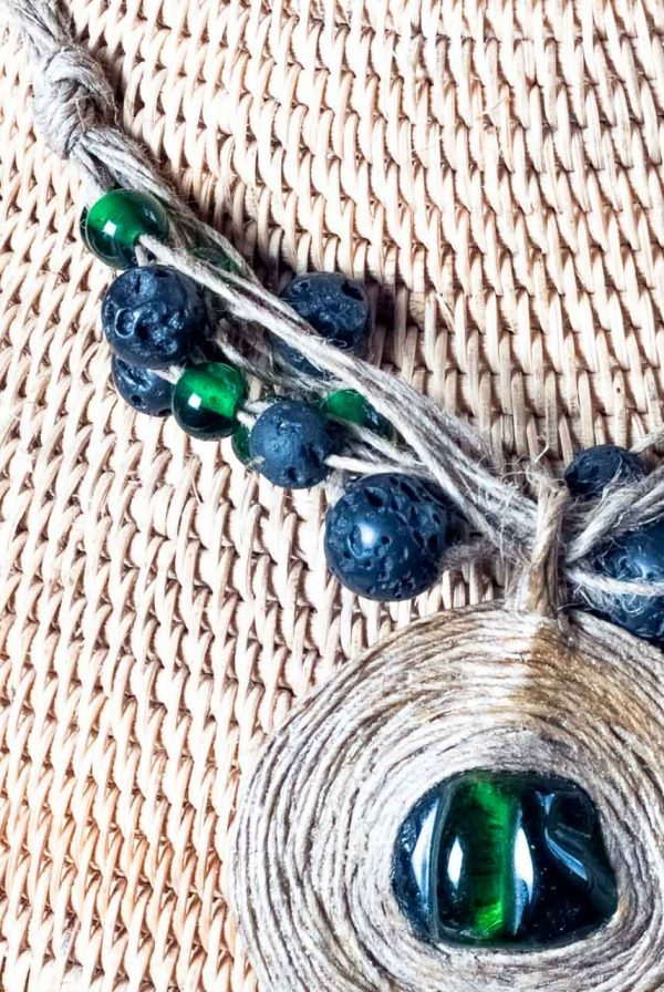 Green Land Necklace - Green Land Handmade Jewellery 3