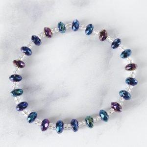 bead bracelet handmade unique gift