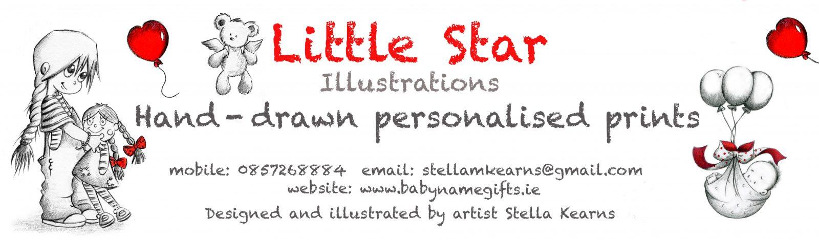 Little Star Illustrations