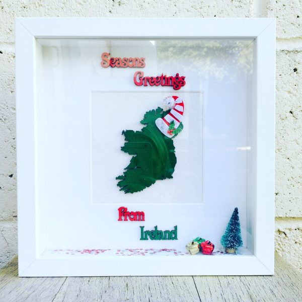 seasons greetings frame ireland family abroad