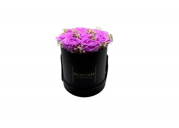 Noblesse Romance M - Light Purple Romance M black front