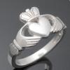 Extra Heavyweight Claddagh Ring