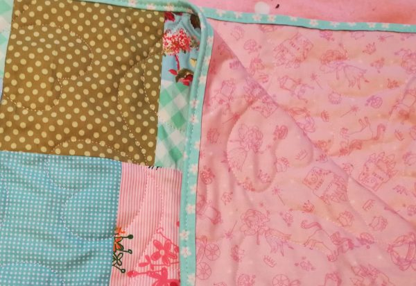 Colourful Quilted Bed Runner - 20191122 154710 scaled