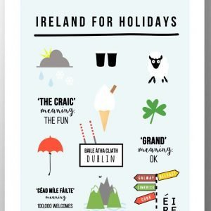 Ireland for the holidays