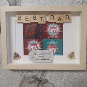 LFC Football Fan Frame