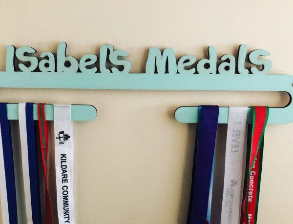personalised Medal holder