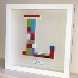 lego art initial frame
