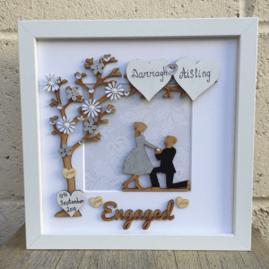 Personalised Engaged Frame