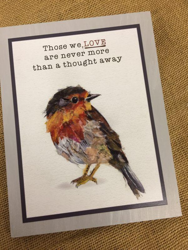 Robin Sympathy Gift - IMG 9086 scaled