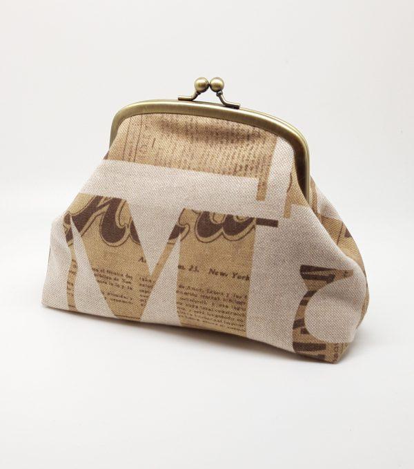 Letter Clutch Bag - 20200316 211951