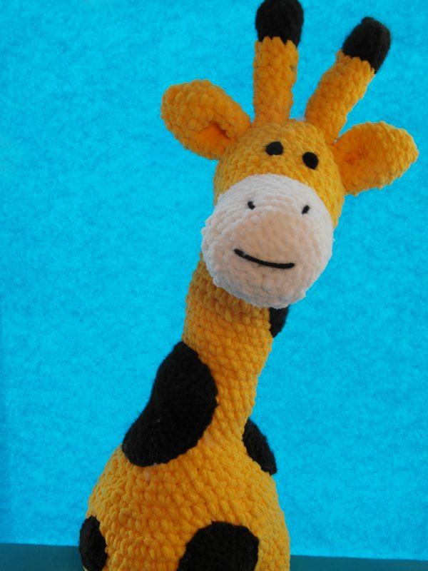Giraffe Soft Toy - SAM 0932 scaled