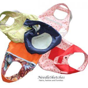Linen Boho Bags