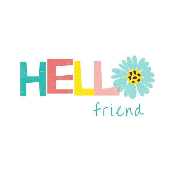 Hello Friend - hello friend2