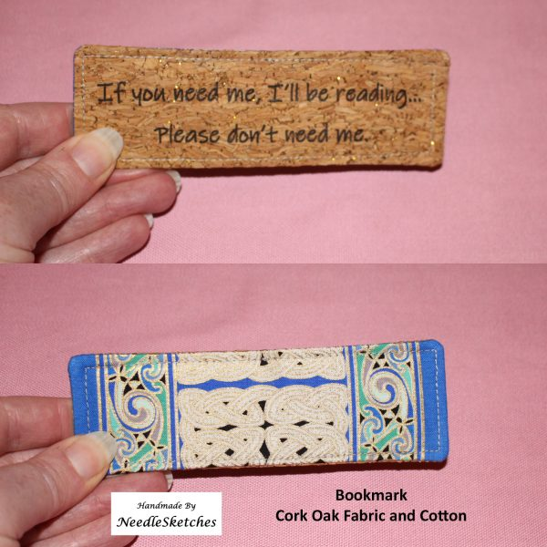 If you need me I will be reading.. Bookmark