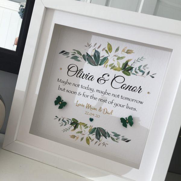Wedding Postponement Gift