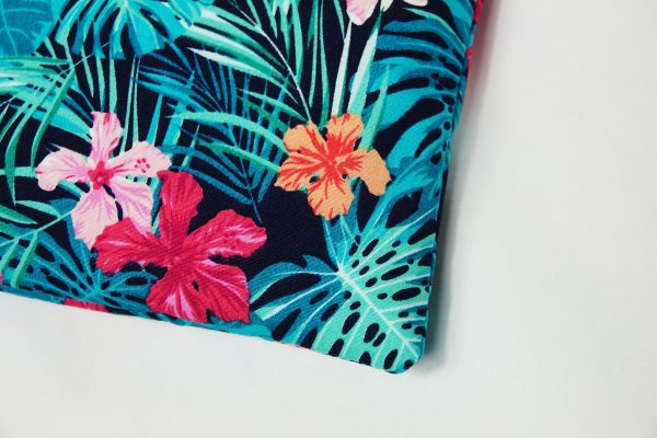 Tropical Floral Makeup Bag - RX301925 scaled