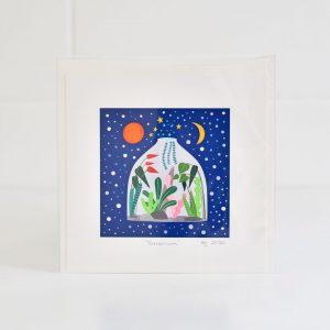 Terrarium – Giclée Art Print