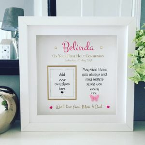 Personalised Communion Frame