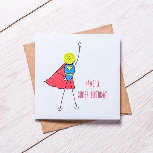 Boy Super Birthday