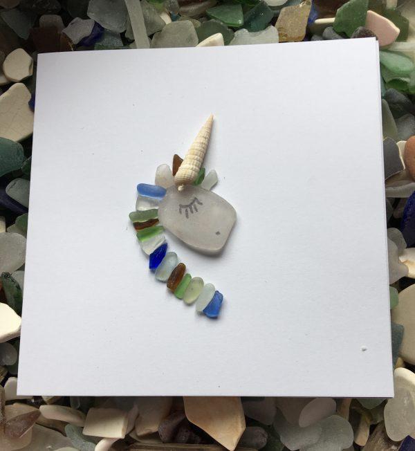 Unicorn Seaglass Greeting Card - 0FF0A7E5 AAF1 4614 80E2 AD8655C21D23 scaled
