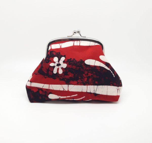 Red Batik Clutch Bag - 20200618 205242