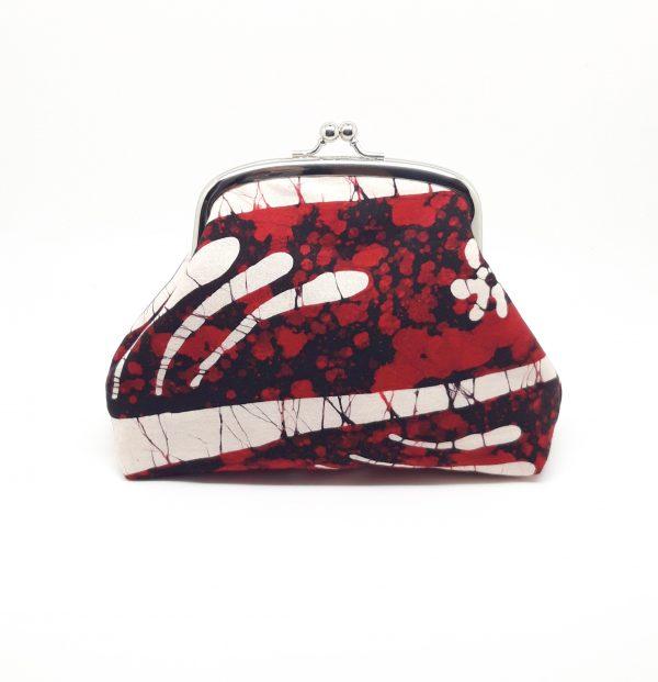 Red Batik Clutch Bag - 20200618 205312